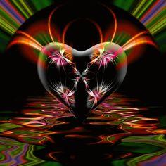 Potência, Força, Energia. Os benefícios do envio de amor consciente e silencioso