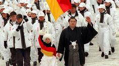 Erfolgreiche deutsche Mannschaft in Nagano- Erster der Nationenwertung