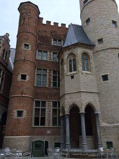 Vandersickelensteen in Gent