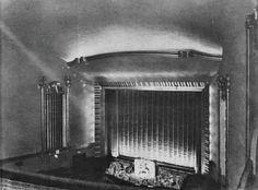 Interior of Capitol Theatre, Aberdeen