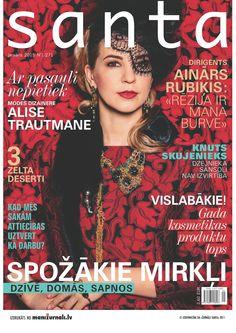 Portraits of Alise Trautmane for Santa magazine January issue 2015. Photographer: Aiga Rēdmane Style: Agija Vismane Hair&make-up: Aija Ūdentiņa Jewelry : SILDARE jewelry www.sildare.com Location: Inspira
