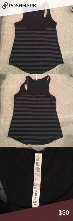 Lululemon muscle tank Worn once lululemon athletica Tops Muscle Tees