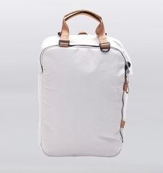 """Qwstion 17"""" Laptop Daypack - Oyster Grey"""