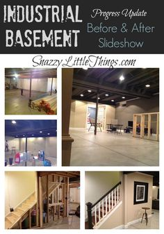 Elegant Basement Ideas Diy