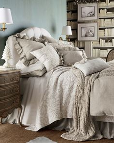1000 images about bedding on pinterest bed linens soft for Stores like horchow