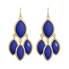 New Eleanors in gorgeous cobalt blue. #towneandreese
