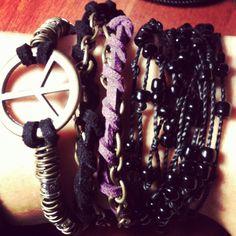 Black accesories!