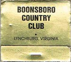 Boonsboro Country Club - Lynchburg, Virginia