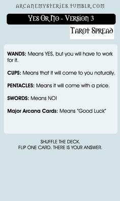 Tarot Tips http://arcanemysteries.tumblr.com/