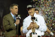 With 13 prospects committed, Michigan State's 2016 class currently ranks ninth in the country with seven months to go until national signing day. Chris Fowler, National Signing Day, Msu Spartans, Espn, College Football, Michigan, Chelsea, History, Country
