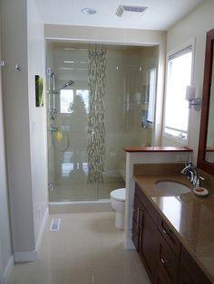 Concept Downstairs Bathroom, Bathroom Renos, Tile Stores, Bathtub, Shower, Mirror, Concept, Furniture, Home Decor