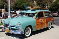 50 Ford Woody