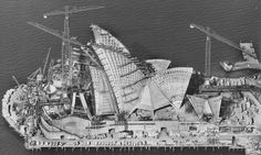 Engineering the World review – Ove Arup, the man who built modernity | Art and design | The Guardian