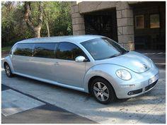 Beetle limo!