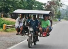 12 Most Reckless People on Motorcycle - Nice one!