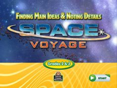 Space Voyage Grades 2-3 by Teacher Created Resources