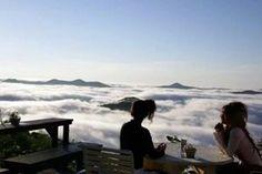 【Japan】Unkai Terrace (Hokkaido)