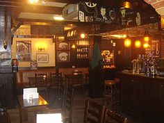 The Last Drop is a traditional old Scottish pub in Edinburgh's Old Town - I love pubs been in some in Ireland and England, wish we had them here like those and the atmosphere.