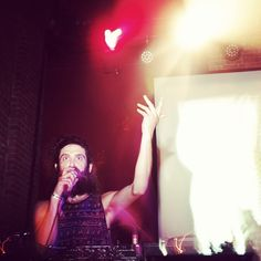 @gaslampkiller in the zone in London last week... Great photo by Fabrice B Pyres