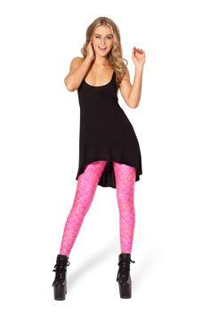 Merbarbie Leggings - LIMITED › Black Milk Clothing