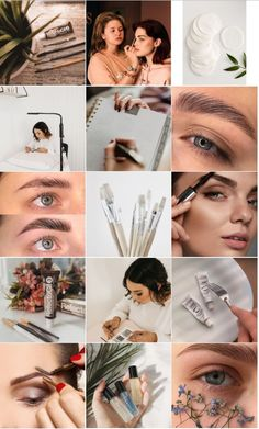 Instagram Feed Ideas Posts, Feeds Instagram, Instagram Eyebrows, Instagram Makeup Artist, Brow Studio, Eyelash Logo, Henna Brows, Brow Artist, Natural Brows