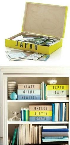 Hidden box Spain/china/seattle/japan/italy