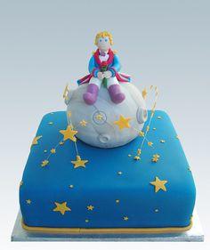 Nice Little Prince cake