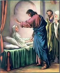 (Message by Tanny Keng) Why did Jesus perform miracles? a) If Jesus really were divine, he should have been able to perform miracl. Catholic Religion, Catholic Art, Religious Art, Simon Peter, Miracles Of Jesus, Gospel Of Luke, Bible Commentary, Jesus Heals, Jesus Christ Images