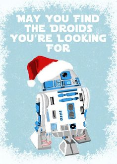 May You Find the Droids You're Looking For