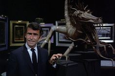 Rod Serling's Night Gallery. (1969 - 1973) Each week we got a new tale, represented by a painting in an old museum.