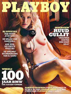 Proefabonnement: 3x Playboy € 15,-: Playboy is het internationale mannenblad dat prikkelt, uitdaagt, informeert en onthult.