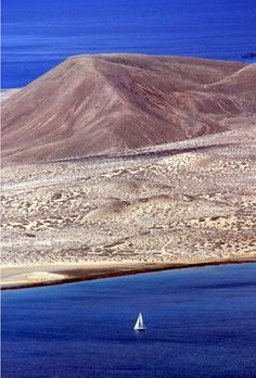 La Graciosa Island, Canaries, Spain  - Explore the World with Travel Nerd Nici, one Country at a Time. http://travelnerdnici.com
