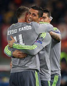 Roma 0-2 Real Madrid (UCL, round of 16, 1st leg)   February 17, 2016 57′ Ronaldo (assist: Marcelo) 86′ Jesé (assist: Modrić)