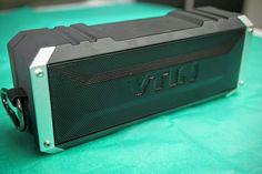 Vtin 20W Waterproof outdoor Bluetooth speaker (review) - https://www.aivanet.com/2016/09/vtin-20w-waterproof-outdoor-bluetooth-speaker-review/
