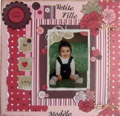 13 - Petite fille modèle