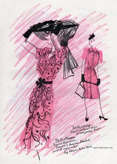 Vogue March 1943 Conde Nast Archive
