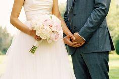 Pivoines bouquet de mariée