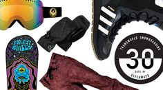 Picture 52933 « 30 Days Of Giveaways: Forest Bailey's 686, adidas, Dragon And Gnu Kit | TransWorld SNOWboarding