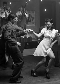 A jazzy swing number as the first dance rather than a slow dance (haha there can be another one of those later)
