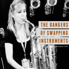 The Dangers of Swapping Instruments. Health risks from using school loaned instruments or from playing an instrument that is not properly cleaned.