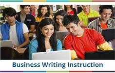 Business Writing Instruction
