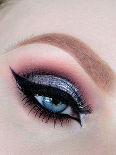 Nicola Kate Makeup: Lavish Cateye