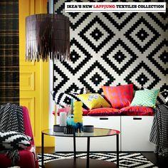 IKEA's New Lappljung Textiles Collection – Bright.Bazaar