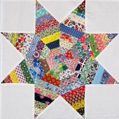 """star quilts   String Star Quilt Top"""" was published on September 17th, 2010 and is ..."""