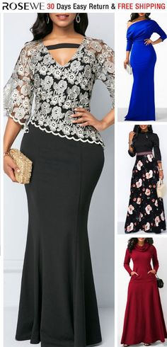 formal dress, wedding dress, cute dress for women Dressy Dresses, Cheap Dresses, Elegant Dresses, Cute Dresses, African Fashion Dresses, African Dress, Pretty Outfits, Beautiful Outfits, Vetement Fashion