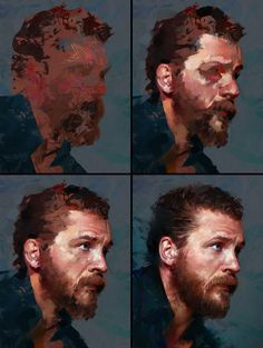 ArtStation - Tom Hardy, Aaron Griffin