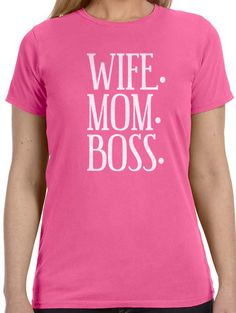 48 best Wife Gift T shirts images on Pinterest in 2018
