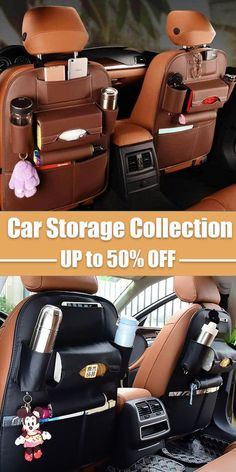 🛒 shop now 😍 car storage bag multi-compartment car гараж, ав Kids Gadgets, Car Gadgets, Truck Accessories, Travel Accessories, Garniture Automobile, Carros Toyota, Pt Cruiser, Car Storage, Car Hacks