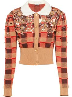 Blackpink Fashion, Korean Fashion, Fashion Outfits, Chinese Fashion, Kpop Outfits, Girl Outfits, Miu Miu, Denim Dye, Wool Cardigan