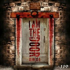The Blood of the Passover Lamb.